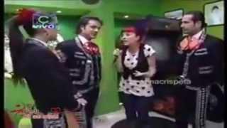 """Mark Tacher Carolina Ramirez y Gregorio Pernia """"El Factor X"""""""