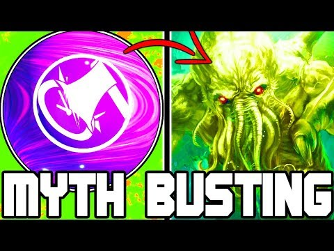 STOPPING THE ROUND 50 MONSTER!!! | CALL OF DUTY ZOMBIES | MYTH BUSTING MONDAYS #137 thumbnail