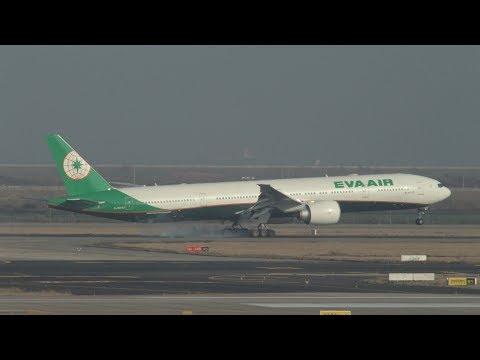 Plane Spotting  Shanghai Pudong International Airport ZSPD / PVG 上海浦東國際機場
