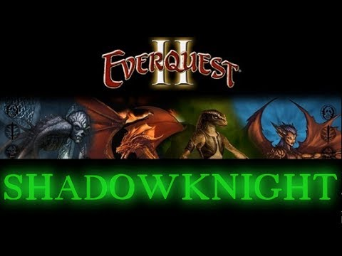 Everquest 2: Shadowknight spells, combat, 134 AA at 42