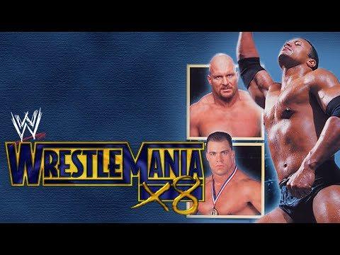 WWF WrestleMania X8 Highlights ᴴᴰ