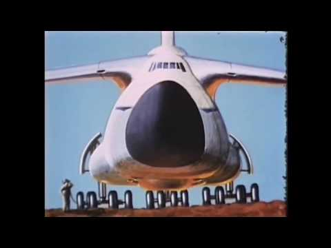 Superior History Documentary 2017: Genius Design  Lockheed C 5 Galaxy Transport