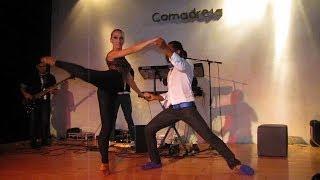 Comadreja Bachata Congress 2014 ~ Social ~ Ronald y Alba + Enigma