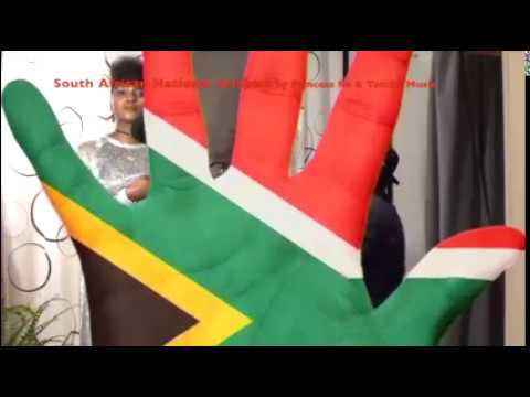 South African National Anthem by Princess Re & Tatcho Music