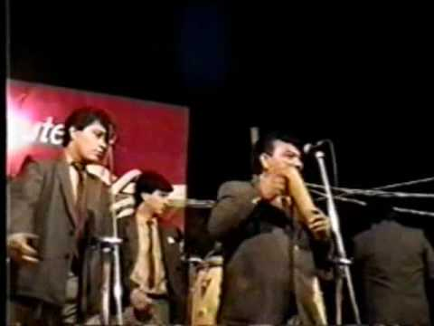 ARMONIA 10 -  A QUE VOLVISTE MUJER /PERCY / SE QUE TE AMARE - /TONY/ CHIMBOTE 94