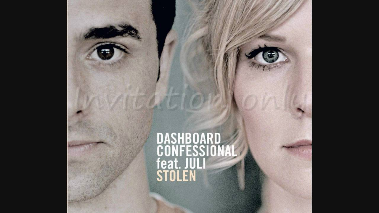 Dashboard confessional feat juli stolen lyrics youtube juli stolen lyrics youtube stopboris Gallery