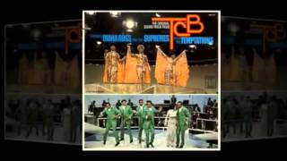 Diana Ross & The Supremes and The Temptations - Introduction of The Temptations