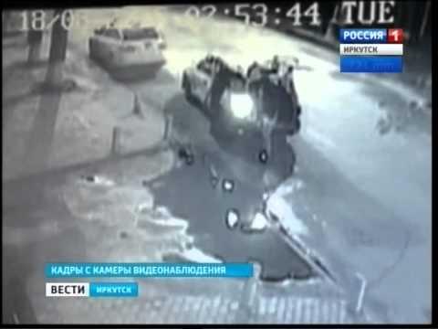 Отделение «Восточного-экспресс Банка» ограбили в Иркутске