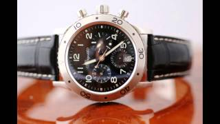 Breguet Transatlantique Type XX Chronograph - Paul Pluta Prestige Watch Review Special