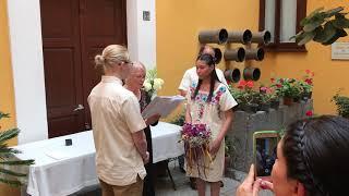 Kellen/Lorena wedding Puebla