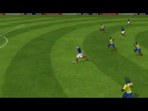 FIFA 14 Windows 8 - Ecuador VS France 0-1
