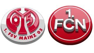 Video Gol Pertandingan FSV Mainz 05 vs Nurnberg