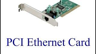 Ethernet PCI Card Explained!