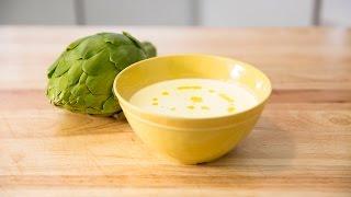 ARTICHOKE SOUP (Last Supper)