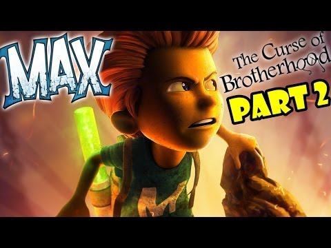 Let's Play Max: The Curse of Brotherhood - Part 2 - Upgraded (Xbox 1)