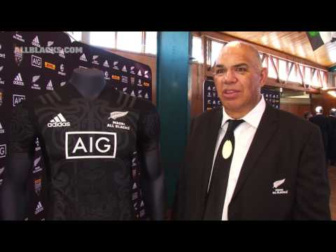 The Maori All Blacks jersey explained