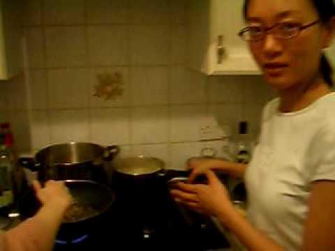 (UK life 2005) My Kitchen