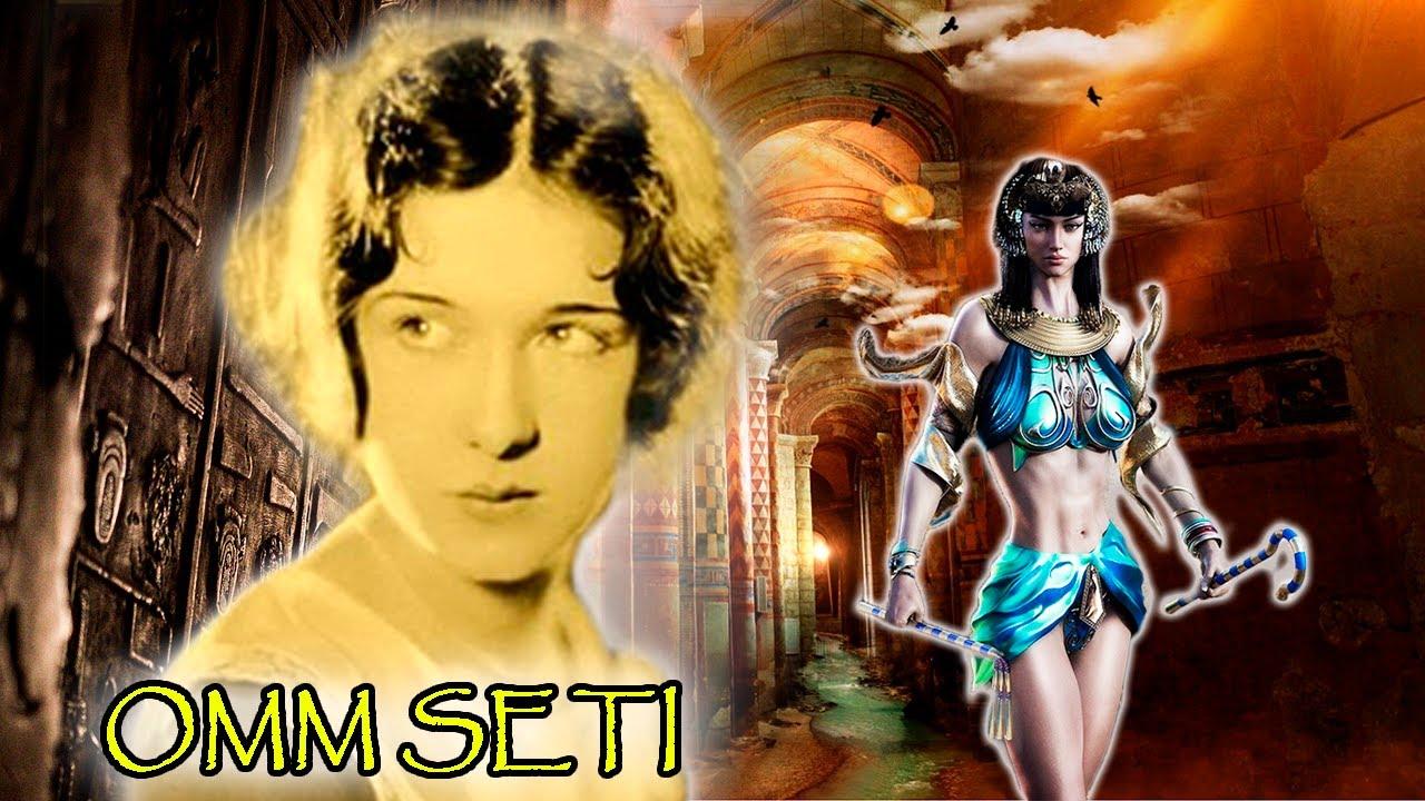 OMM SETI, La Mujer que Reveló los Secretos del Antiguo Egipto