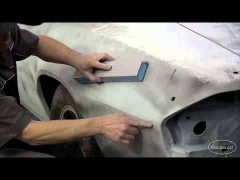Flexible Sanders Sanding Blocks Boards Auto Body