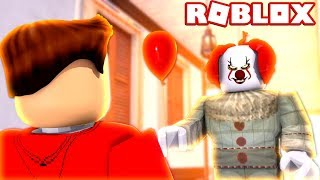 IT MOVIE PART 2 (Roblox Adventures RedHatter)