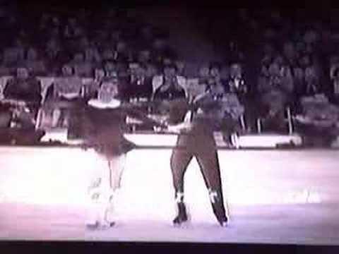 1962 Maria and Otto Jelinek Worlds Pairs