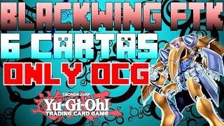 Baixar Blackwing FTK (Seis cartas) Only OCG 2014