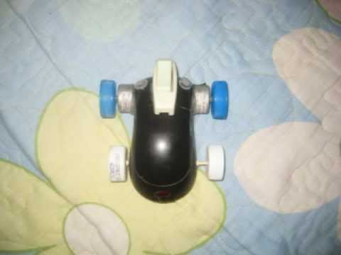how to make a simple robot car