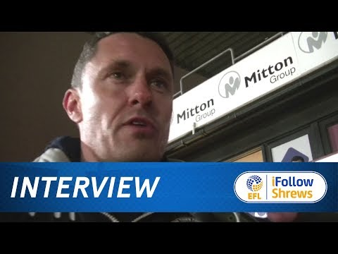 INTERVIEW | Paul Hurst post Bradford City- Town TV