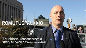 Ari Jalonen - Romutuspalkkio