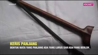 8 jenis keris Melayu yang ramai tidak tahu.