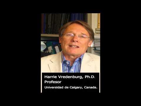 Mensaje del Prof. Harrie Vredenburg apoyando a Percy García.