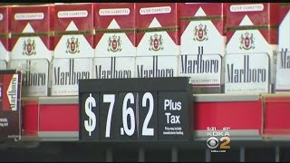 New State Tax Increases Price Of Cigarettes