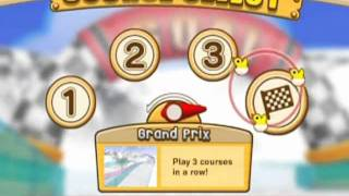 Part 16: Super Monkey Ball Banana Blitz Walkthrough: Race Ruckus