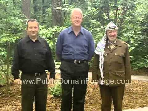 get new best prices online shop Camp David 2000 Clinton w/ Prime Minister Ehud Barak and Chairman Yasir  Arafat
