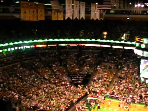Boston Celtics Arena - Intro