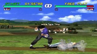 Tekken 2 - Lei Playthrough HD thumbnail