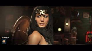 Injustice 2 Pt 15: Wonder Woman; Trash Character