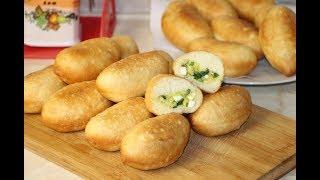 Вкус из Детства! Бабушкины Пирожки с Весенней Начинкой с Луком и Яйцом