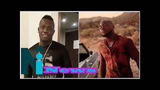 Duncan Mighty bowed for Davido because he was happy - Manager
