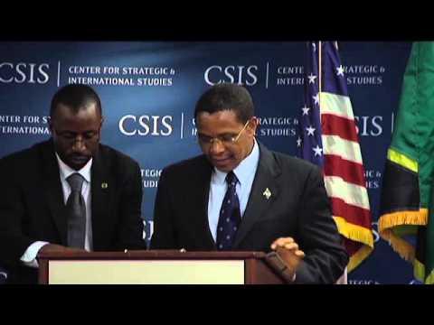 Statesmen's Forum: President Kikwete of Tanzania