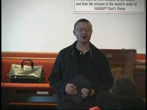 David Myers Testimony