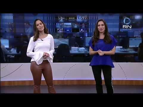 Marcela Rahal e Tainá Falcão - Link News - 05/07/18