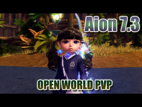 Aion 7.3 - Open World PvP by bard