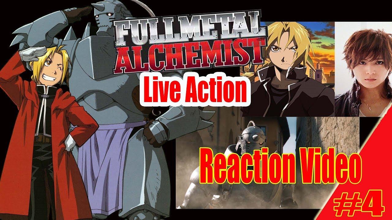 Fullmetal Alchemist Live Action - YouTube