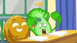 Plants vs. Zombies Animation : Make up the missed lesson