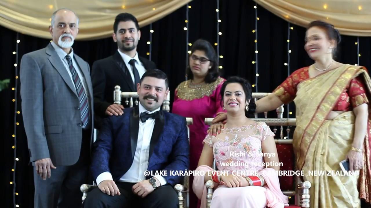Rishisanya Wedding Reception Photo Session Video Song Youtube