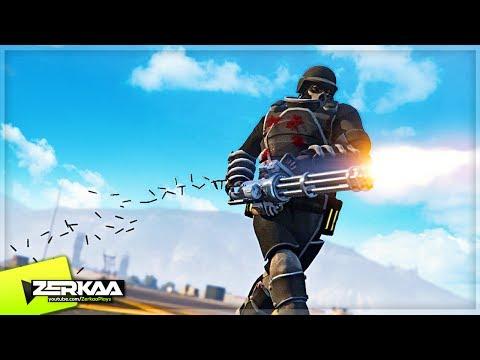 THE FINAL MISSIONS - GTA 5 GUNRUNNING DLC (GTA 5)