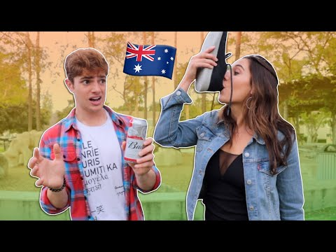 What It's Like To Have an AUSTRALIAN Friend | Markian