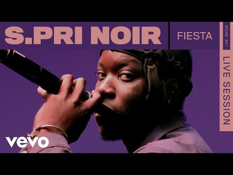 Youtube: S.Pri Noir – Fiesta (Live)   ROUNDS   Vevo