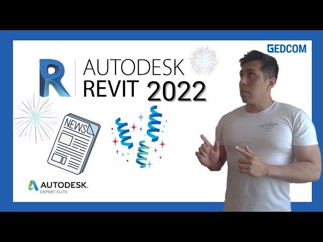 😱 Lo nuevo en Revit 2022 | Como lo descargo y que novedades tiene REVIT